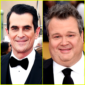Ty Burrell & Eric Stonestreet Are 'Modern' Noms at SAG Awards!