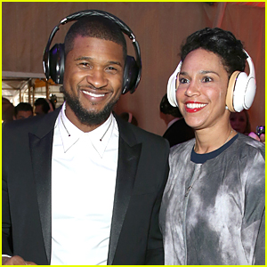 Usher is Engaged to Business Partner Grace Miguel!