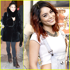 Vanessa Hudgens: Back For Bongo's Spring Campaign - See The Pics!