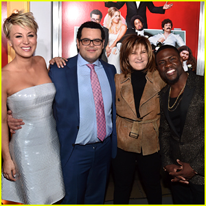 'Wedding Ringer' Cast Gets Amy Pascal's Support at Premiere!