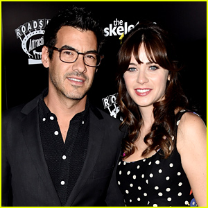 Zooey Deschanel: Engaged to Jacob Pechenik!