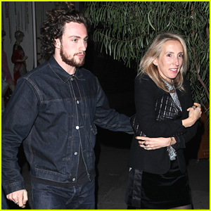 Aaron Taylor-Johnson Has Seen 'Fifty Shades' Over 1,000 Times