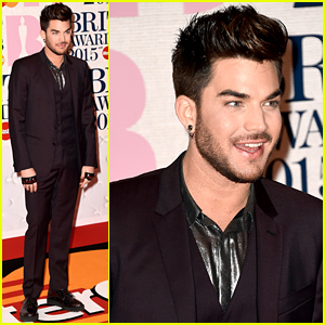 Adam Lambert Praises Madonna After BRIT Awards 2015 Fall
