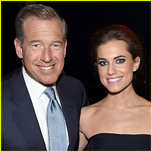 Allison Williams Defends Dad Brian Williams Amid His False Reporting Controversy
