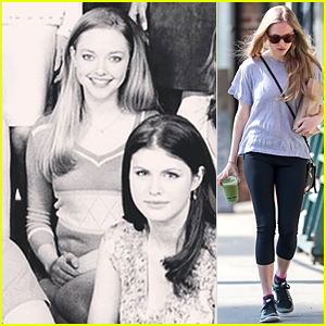 Amanda Seyfried's Throwback Pic Features One 'Fantastic' Actor
