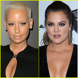 Amber Rose Slams Khloe Kardashian Again, Says O.J. Simpson Is Her Real Father