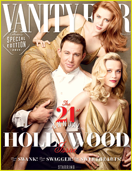 Amy Adams, Channing Tatum, & Reese Witherspoon Cover Vanity Fair's Star-Studded Hollywood Issue