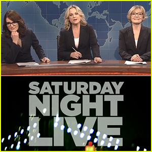 SNL 40's Weekend Update with Tina Fey, Amy Poehler, & Jane Curtin!