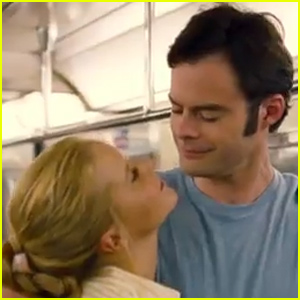 Amy Schumer & Bill Hader Fall For Each Other in 'Trainwreck' Trailer - Watch Now!