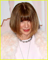 Anna Wintour Wore Her Sunglasses Inside at the Oscars!