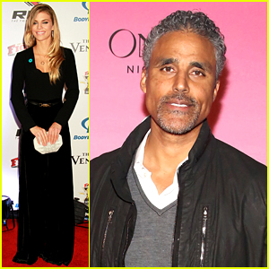 AnnaLynne McCord Mocks Reports of Her Dating Rick Fox