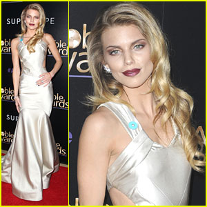 AnnaLynne McCord Will Be 'Silent No More' At Noble Awards 2015