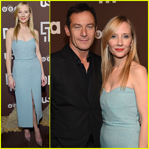Anne Heche & Jason Isaacs Premiere 'Dig' in New York City