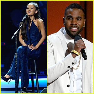 Ariana Grande & Jason Derulo Bring Youth to Stevie Wonder Tribute