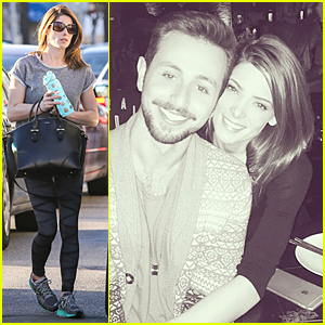 Ashley Greene Almost Cried From Surprising Paul Khoury