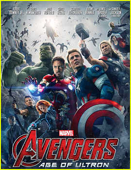 'Avengers: Age of Ultron' Official Poster Revealed!