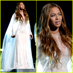 Beyonce's Grammys 2015 Performance Video - WATCH NOW!