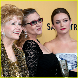 Carrie Fisher's Daughter Billie Lourd Joins 'Scream Queens'