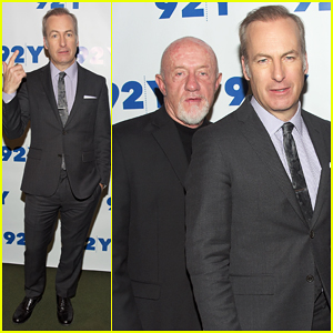 Bob Odenkirk on Shooting 'Better Call Saul': I Had to Work Harder By A Lot