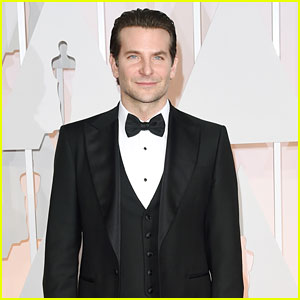 Bradley Cooper Gets Ready For His Big Night as a Nominee at Oscars 2015