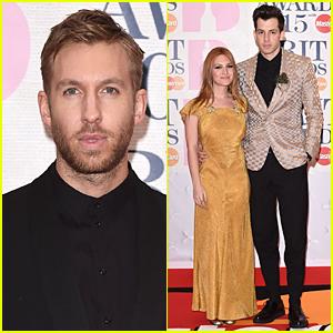 Calvin Harris & Mark Ronson Are British Single Nominees at BRIT Awards 2015