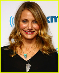 Cameron Diaz Gets Out of Car to Confront Another Driver
