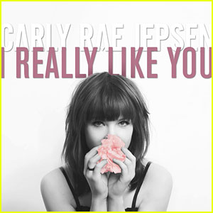 Carly Rae Jepsen Debuts 'I Really Like You' Single Artwork!