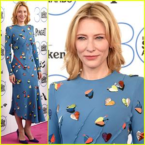 Cate Blanchett Returns for the Independent Spirit Awards 2015