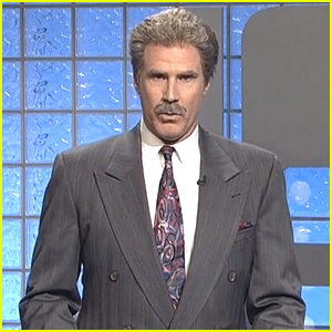 'Celebrity Jeopardy' Returns for 'SNL 40' with Will Ferrell! (Video)