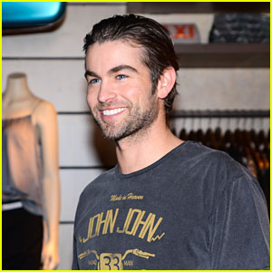 Chace Crawford Heads Down to Brazil to Meet His Fans