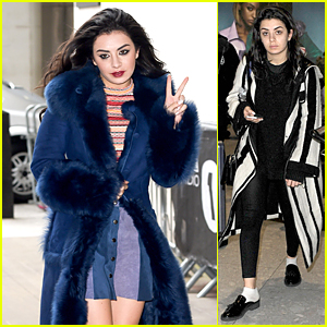 Charli XCX Adds Punk Spin To Taylor Swift's 'Shake It Off' - Watch Now!
