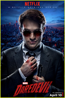 Charlie Cox is Marvel's Daredevil in First Character Poster!