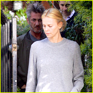 Charlize Theron & Sean Penn Go House Hunting Together
