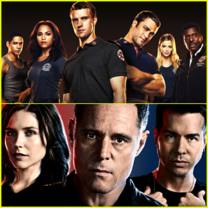 NBC Renews 'Chicago Fire,' 'Chicago PD,' 'Law & Order: SVU' & More!