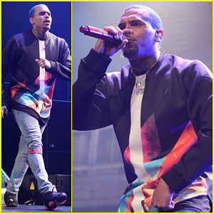 Chris Brown Kicks Off the 'Between The Sheets' Tour in Florida with Tyga & Trey Songz!