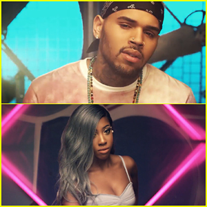 Chris Brown & Sevyn Streeter 'Don't Kill The Fun' in New Music Video - Watch Here!