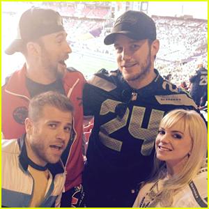 Chris Pratt Loses Super Bowl Bet, Read His Reaction Tweets!