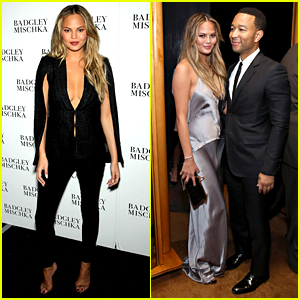 Chrissy Teigen Jokes That Drivers 'Have So Much Sh-t' On Her