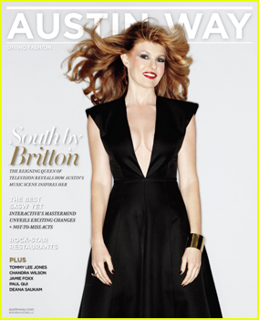 Connie Britton Takes the Plunge For 'Austin Way'