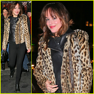 Dakota Johnson's Parents Can 'Maybe' See 'Fifty Shades of Grey'