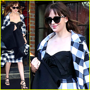 Dakota Johnson Reveals What She Stole from 'Fifty Shades' Set