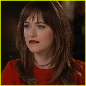 Dakota Johnson Spoofs 'Fifty Shades of Grey' in 'SNL' Promos - Watch Now!
