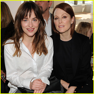 Dakota Johnson on Charlie Hunnam's 'Fifty Shades of Grey' Exit: It Was a 'Confusing Moment' (Video)
