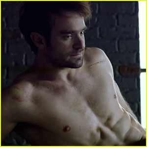 Charlie Cox Goes Shirtless Sexy in Netflix's 'Daredevil' Teaser Trailer - Watch Now!