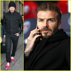 David Beckham's Son Brooklyn Is Rising in the Arsenal Ranks