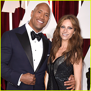 Rock dwayne johnson dating 4