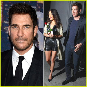 Maggie Q Dishes on How Dylan McDermott Proposed to Her