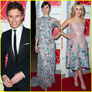 Eddie Redmayne Reveals How He Plans to Spend His Post-Award Show Time