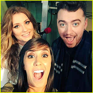 Sam Smith Gets Serenaded By His Own Song 'I'm Not The Only One' From Ella Henderson