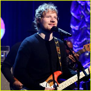 Ellen DeGeneres Superimposes Herself Into Ed Sheeran's Performance (Video)